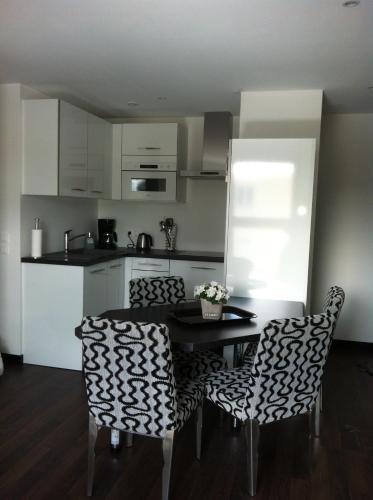 Lebon'appart : Apartment near Biéville-Beuville