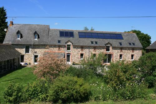 Biologite : Guest accommodation near Châtillon-en-Vendelais