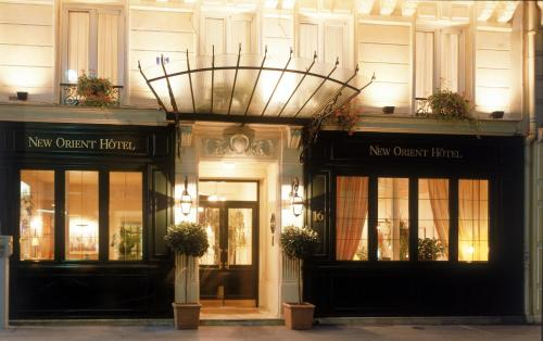 New Orient Hotel : Hotel near Paris 17e Arrondissement