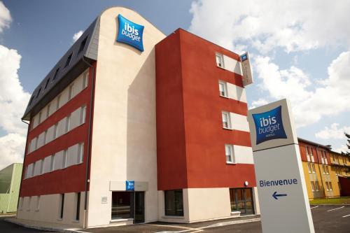 ibis budget Pontarlier : Hotel near Châteauvieux-les-Fossés