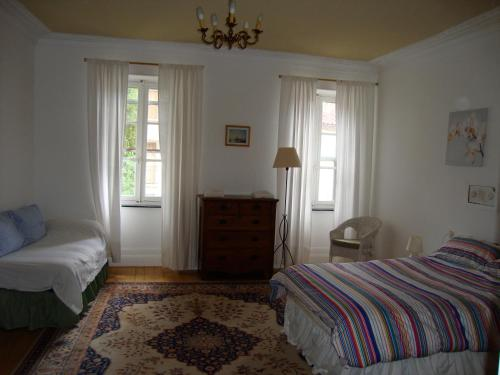 Gite de Chapelier : Guest accommodation near Montazels