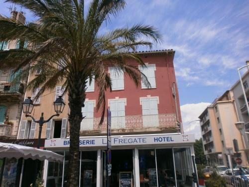 Hotel Restaurant La Frégate : Hotel near Saint-Mandrier-sur-Mer