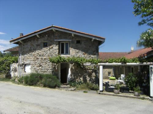 Les Roches : Guest accommodation near Colombier-le-Jeune