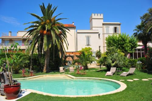 Villa Valflor : Bed and Breakfast near Marseille 9e Arrondissement