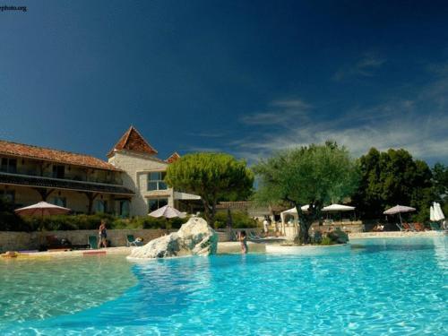 Le Belvédère Hotel et Bien être : Hotel near Sainte-Croix