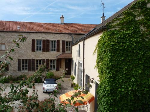 Les Chambertines : Bed and Breakfast near Clémencey