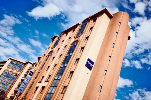 Hotel de Toulouse Canal du Midi : Hotel near Balma