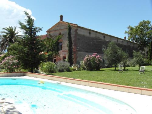 Le Mas de la Prade : Bed and Breakfast near Bages
