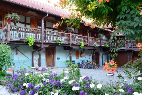 Anselm : Guest accommodation near Itterswiller