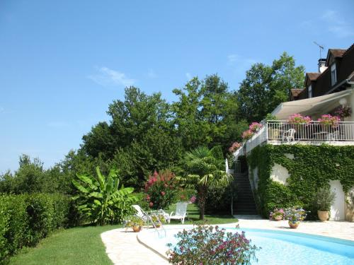 Villa Ric : Guest accommodation near Mayrinhac-Lentour