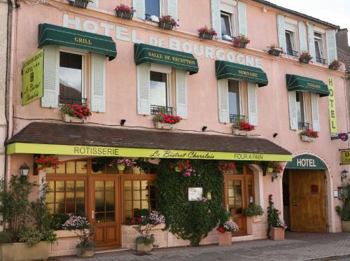 Hotel de Bourgogne : Hotel near Courcelles-lès-Semur