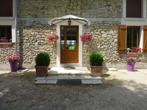 Chambres d'Hôtes de la Junchère : Bed and Breakfast near La Chapelle-Saint-Laurian