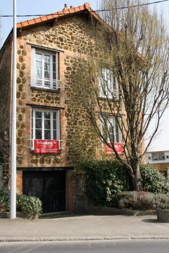 Villa Liberté Verdun : Apartment near Cachan