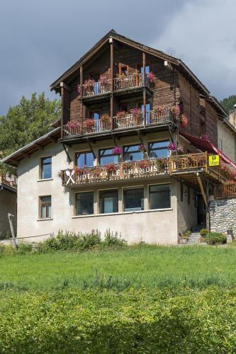 Hotel Le Chamois : Hotel near Ristolas