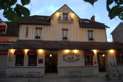 Aux Blés d'Or : Hotel near Montgobert