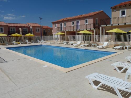 Residence de Tourisme la Provence : Guest accommodation near Saint-Mitre-les-Remparts