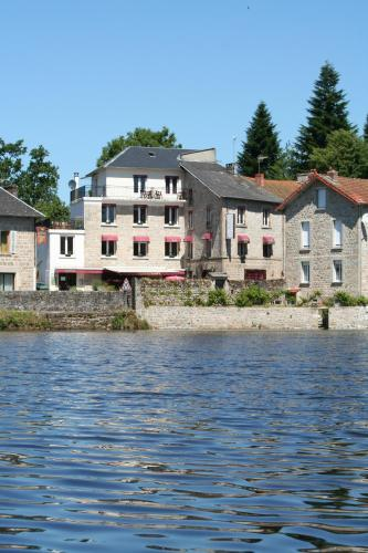 Le Bellerive : Hotel near Azat-Châtenet