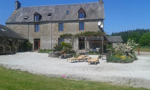 Les Bouillons B&B : Bed and Breakfast near Saint-Clément-Rancoudray