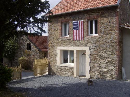 Gîte des Forges : Guest accommodation near La Barre-de-Semilly