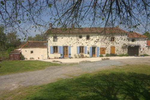 Chez Jasmin : Bed and Breakfast near Neuvy-Bouin