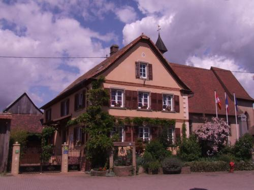 Maison d'hôtes Les Séraphins : Bed and Breakfast near Sermersheim