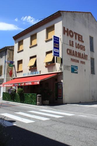Le Logis Charmant : Hotel near Toulaud