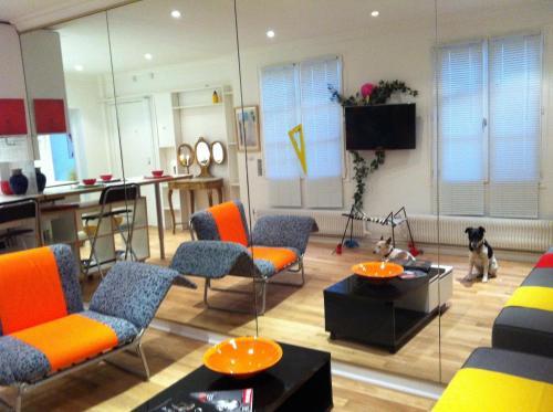 Into Paris - Louvre Apartment : Apartment near Paris