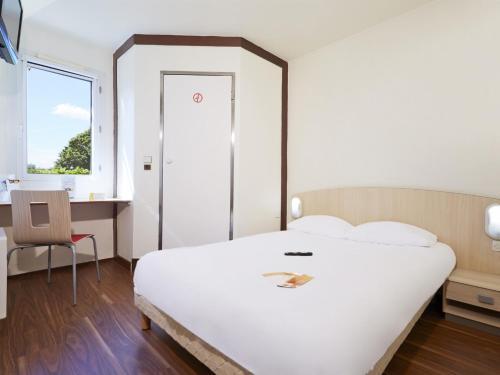 hotelF1 Lyon Massieux : Hotel near Poleymieux-au-Mont-d'Or