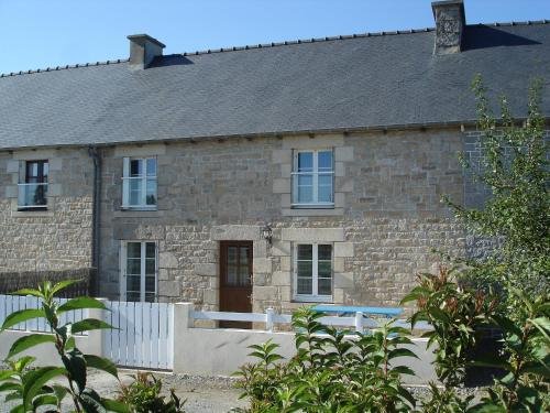 Le Clairay : Guest accommodation near Loscouët-sur-Meu