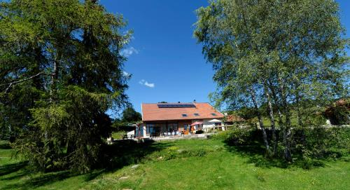 Chambres & Gites les Pelaz : Guest accommodation near Franclens