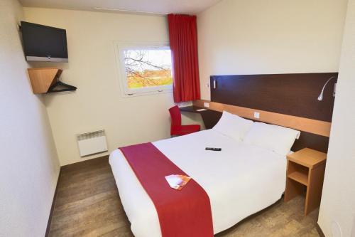 Hotel F1 Nemours : Hotel near Ville-Saint-Jacques
