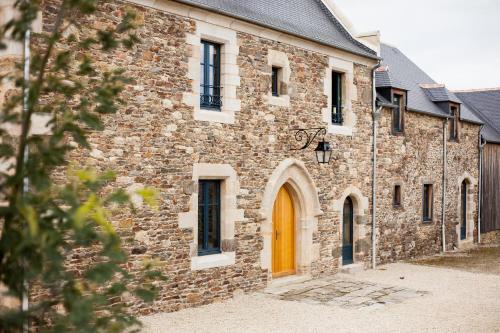 B&B Manoir du Clos Clin : Bed and Breakfast near Pleurtuit