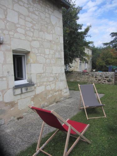 Gîte Les Fouées : Guest accommodation near Grézillé