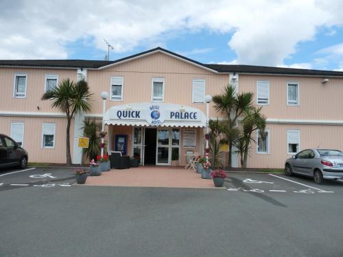Quick Palace Saint Brieuc : Hotel near Saint-Brieuc