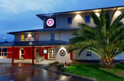 Hotel The Originals Brest Loval (ex Inter-Hotel) : Hotel near Saint-Renan