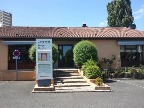 Campanile Bordeaux Ouest - Le Bouscat : Hotel near Blanquefort