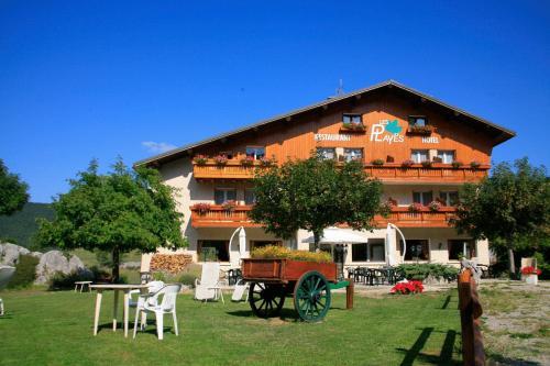 Hotel Les Playes : Hotel near Monteynard