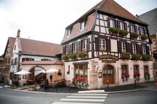 Gite Le Hupsa Pfannala : Guest accommodation near Orschwiller