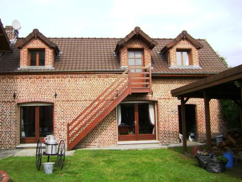Ferme du Beau Marais : Apartment near Vieille-Chapelle