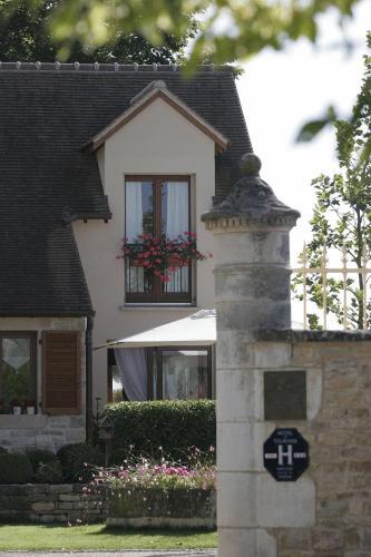 Hôtel La Chouette : Hotel near La Rochepot