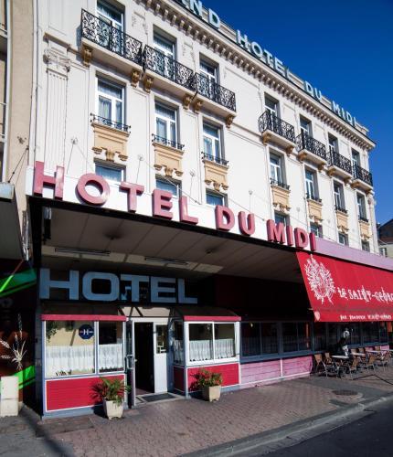 Grand Hôtel du Midi : Hotel near Orcet