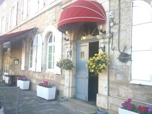 Hôtel de L'Europe : Hotel near Gramat
