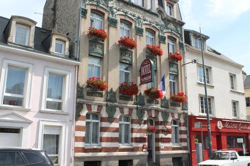 Hotel Napoléon : Hotel near Siouville-Hague