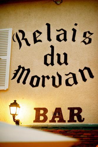 Le Relais du Morvan : Hotel near Brinon-sur-Beuvron