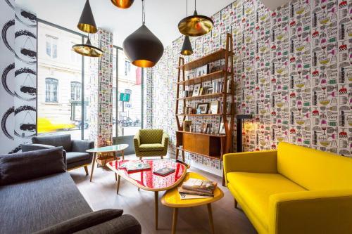 Hôtel Crayon Rouge by Elegancia : Hotel near Paris 2e Arrondissement