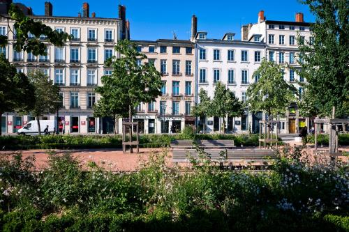Bayard Bellecour : Hotel near Lyon