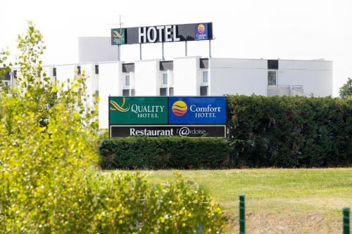 Comfort Hotel Bordeaux Gradignan : Hotel near Saucats