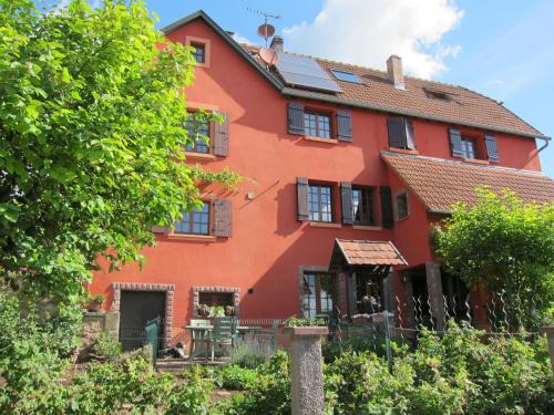 Gîte la Ferme : Guest accommodation near Dangolsheim
