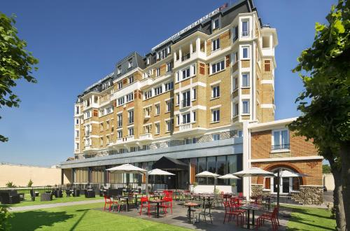 Executive Hôtel Paris Gennevilliers : Hotel near Villeneuve-la-Garenne