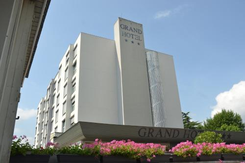 Grand Hotel : Hotel near Gamarde-les-Bains